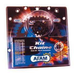 Kit Chaine AFAM acier 600 SPEED FOUR 2004